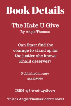 THUG Book Details