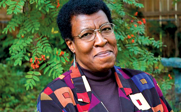 Octavia E. Butler, author of Parable of the Sower and Kindred. (Google Images)