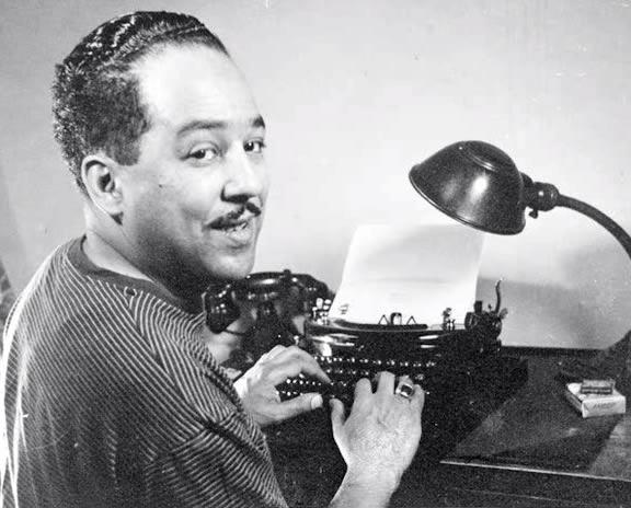 Langston Hughes ( Google Images )