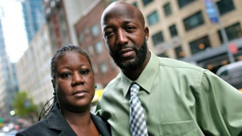 Sybrina Fulton and Tracy Martin ( Google Images )