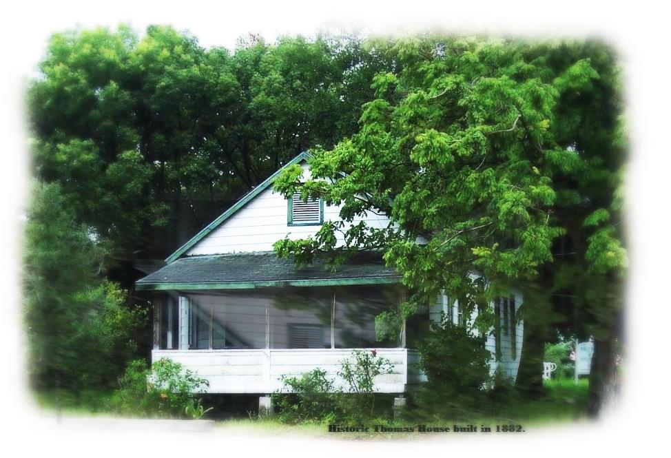 The Historic Thomas House