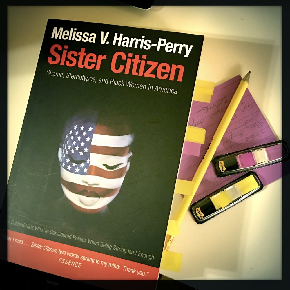 Sister Citizen Cover Photo by Black & Bookish