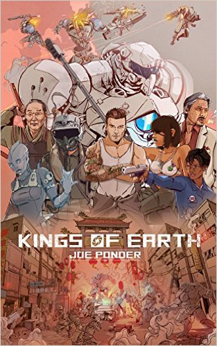 Kings of Earth by Joe Ponder