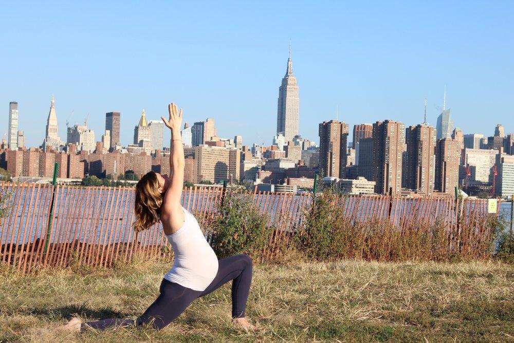 Long Island Alignment Focused Prenatal Yoga