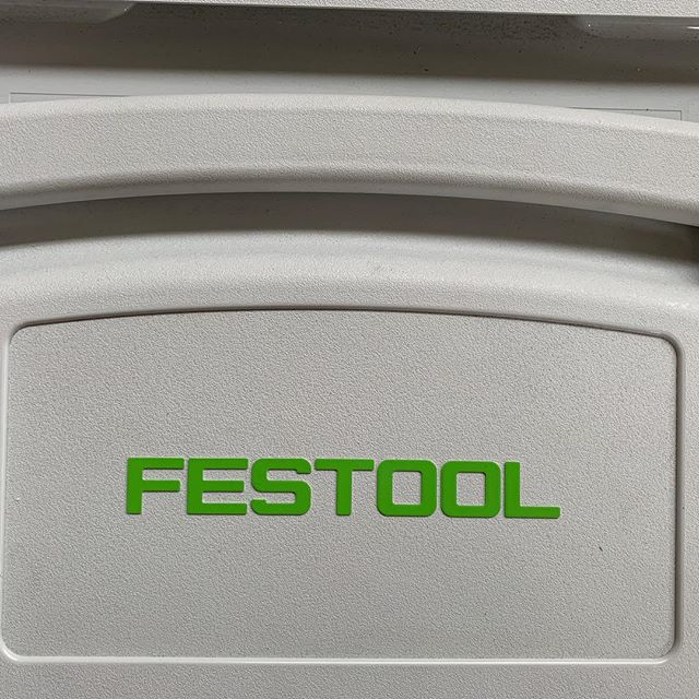 Loving our new #festool