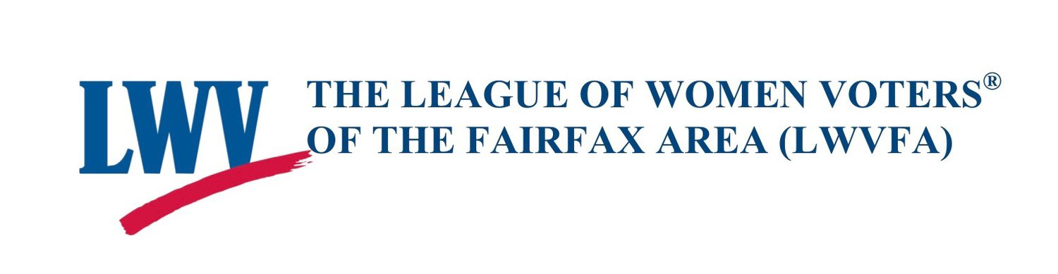 League of Fairfax Women Voters