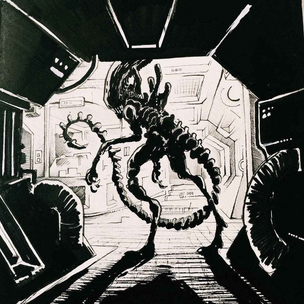 From Vincent's Sketchbook