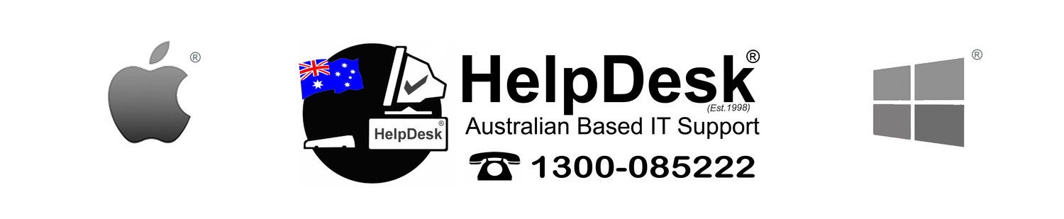 The HelpDesk® Australian Based Computer + IT Support Services