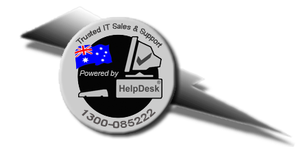 Powered by HelpDesk®  Phone 1300-085222