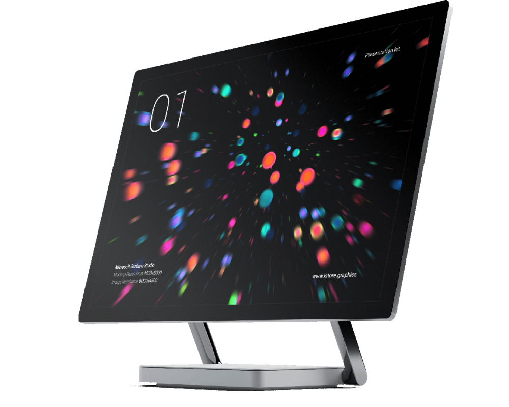 Microsoft Surface Studio configured by HelpDesk® - Australia's Best Value IT Sales & Support
