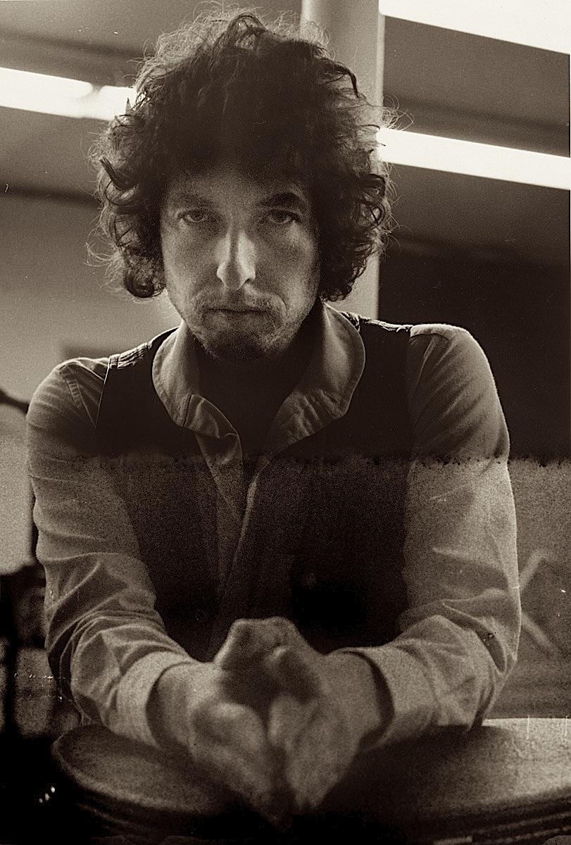 Bob Dylan by Arthur Rosato
