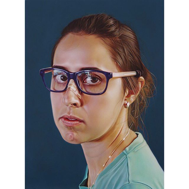 Hi Everyone,  Just thought I'd update you on the 2019 BP Portrait Award Competition.  Unfortunately, my painting didn't make it into the exhibition this year.  Obviously, I made myself look far too glamorous for the judges' tastes 😄 What do you think?!? Anyway, it was an exciting ride and I'm happy I made it as far as I did.  Thank you for all your support and encouragement a long the way.  I'll definitely try again next year!  Congratulations to the artists who made it through.  Abby X  #bpportraitaward #bpportrait #bpaward  #bpportraitaward2019 #abbyhopeskinnerart