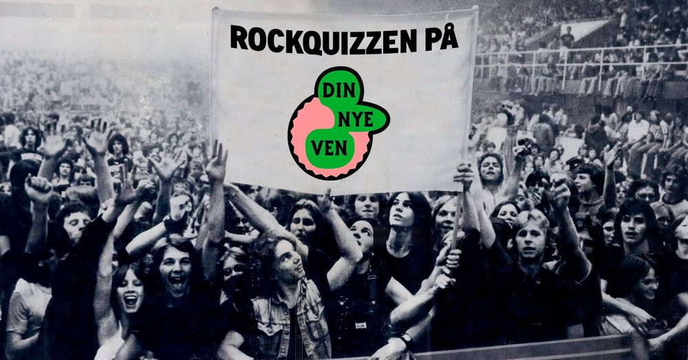 Ingen februar uden selskab af Rockquizzen påDin Nye Ven! Kom og vær med! Rockquizzen er lavet af Anders og Christian, og den er til dig, der elsker rockmusik i alle dets afskygninger, og som har lyst til at battle på viden med ligesindede musikelskere. Du ved måske lidt mere end gennemsnittet – uden nødvendigvis at være nørd der kan musikeres skostørrelse og katalognumre på plader udenad. Vi bestræber os på at skabe en quiz, hvor det er de få forkerte svar, der skiller vindere fra tabere. Det koster 40 kroner per person at deltage, og I må være op til 5 personer på et hold. Det er en god ide at have pen og papir med. Vi quizzer i Din Nye Ven påSankt Peders Stræde 34. Vi starter kl. 20:00. Bemærk: Bordreservation er muligt, bare skriv holdnavn samt antal personer her i eventet, så sikrer vi et potentielt vinderbord til jer. Find eventen på Facebook for tilmelding.