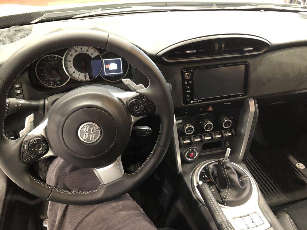 86 Interior