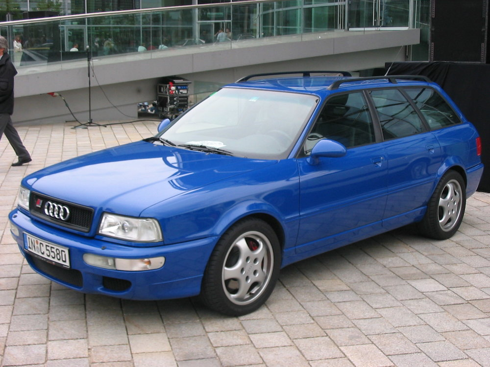 BEHOLD THE GREATEST AUDI OF ALL TIME: AUDI RS2 AVANT
