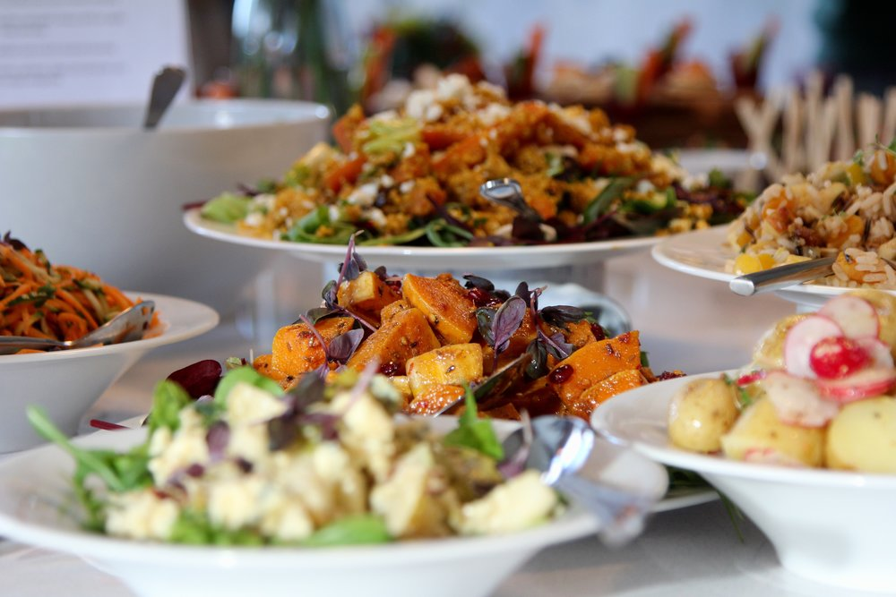 Image of beautiful side dishes