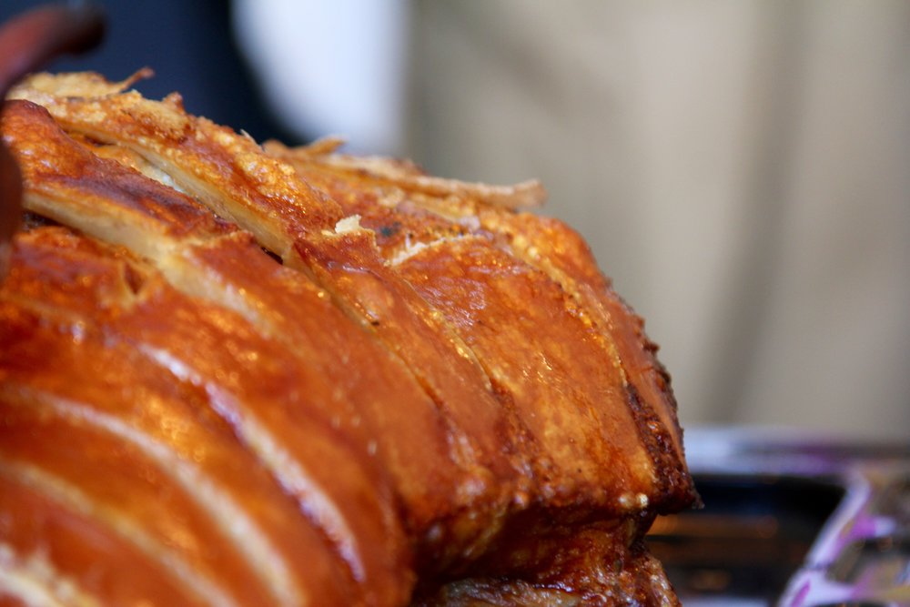 Image of the best crackling ever