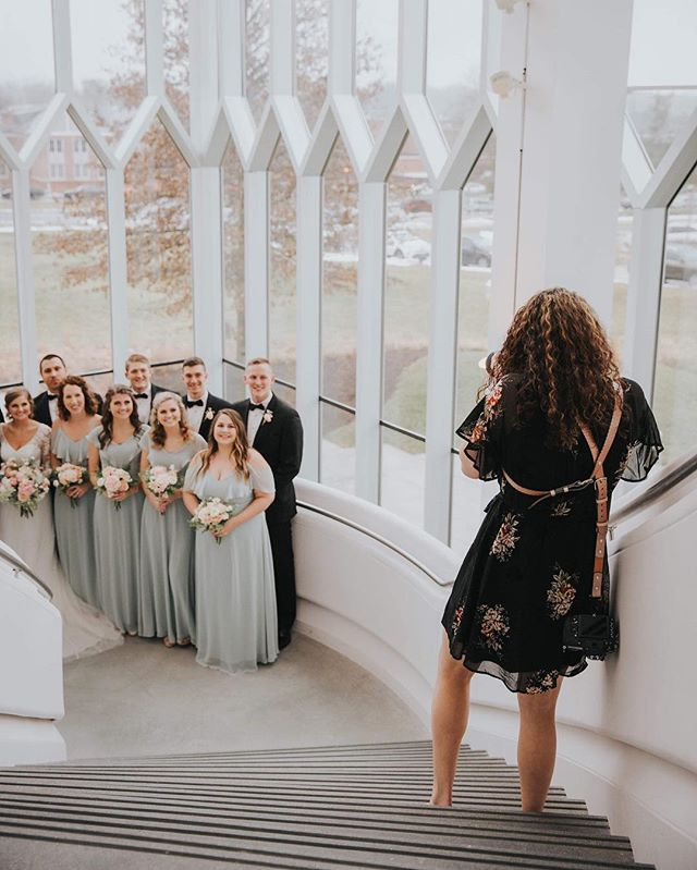 When your second shooter gets behind the scene shots for you 🙌🏼 special thanks to @taaaylorelizabeth for this one! 🥰 If you're a photographer, what's your favorite part of a wedding day to photograph? Mine is the couple formals through and through but bridal party portraits always have a special spot in my heart because I get to see all the sweet people who love my couples so much! 💕 . . . . . . #abbyjoyphotography #virginiaweddingphotographer #blueridgemountains #flashesofdelight #thatsdarling #thehappynow #liveauthentic #pursuepretty #darlingmovement #lookslikefilm #shesaidyes #weddingwire #junebugweddings #herestothecreatives #creativeatheart #heckyeahpresets #risingtidesociety #aislesociety #shootandshare #girlboss #photobugcommunity #urbanromantix #livefolk #vintagefeel #virginiawedding #lynchburgva #lynchburgweddings