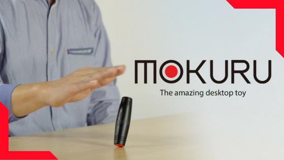 Mokuru - the amazing wooden desktop toy