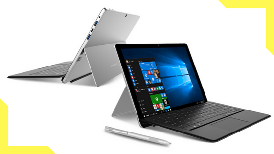 CHUWI SURBOOK - 2-in-1 Affordable Laptop Tablet