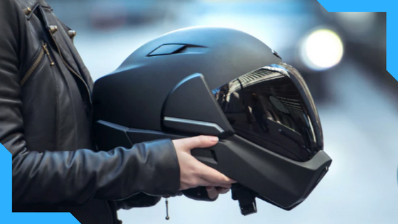 CrossHelmet:270% funded and still going! The CrossHelmet brings state of the art technology to a safety staple.This helmet combines integrated head-up display with 360° range of vision, sound management, and Bluetooth features to riders. It is the smartest motorcycle helmet ever.