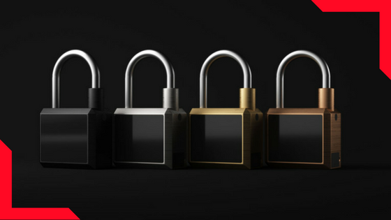 360LOCK:  another project that is soon to come to Kickstarter! Keep up to date and sign up for more information  here!    360LOCK is a smart padlock that can be controlled and opened from an app. NFC/Bluetooth technologies for smart management. IT has multiple accessories that make the lock versatile and can be used in many different situations.