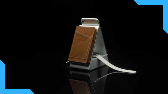 O  nHand:  Live now on Indiegogo! Don't miss on this new, sleek tech product!   Combining minimalist design with modern technology DOQ and Powerwallet are  the seamless solution to keep your devices charged when you are on the go , and organized in your home or office.