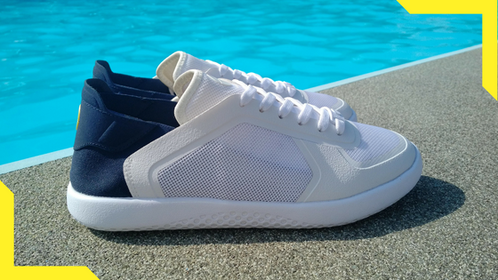 F  reestate by Ten Thousand Islands:  Meet your go-to shoe for all things summer. Freestate is coming soon to Kickstarter,  sign up now  to join the exclusive waitlist.   Freestate is the very first resort shoe by the team at Ten Thousand Islands. A shoe created for hot summer days and cool summer nights. Wear Freestate in and out of the water - its quick drying, ultra-lightweight and created for the most amazing fit right out of the box and when the sun goes down Freestate is smart enough for any occasion.