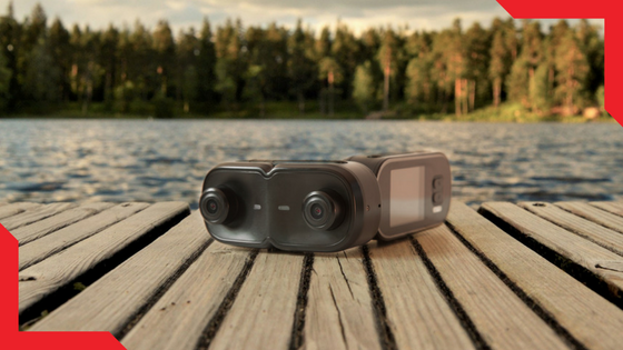 CAP by ANTVR:  The Universal 4K 3D Camera For VR. CAP is coming soon to Indiegogo,  sign up here to claim your 40% discount.   Cap is a stereoscopic camera that can shoot 3D 4K resolution videos and photos. You can watch the 3D footage recorded with Cap through a VR headset on any existing platform—even on platforms that don't support a 3D format. Relive your favorite memories as if you were there again!