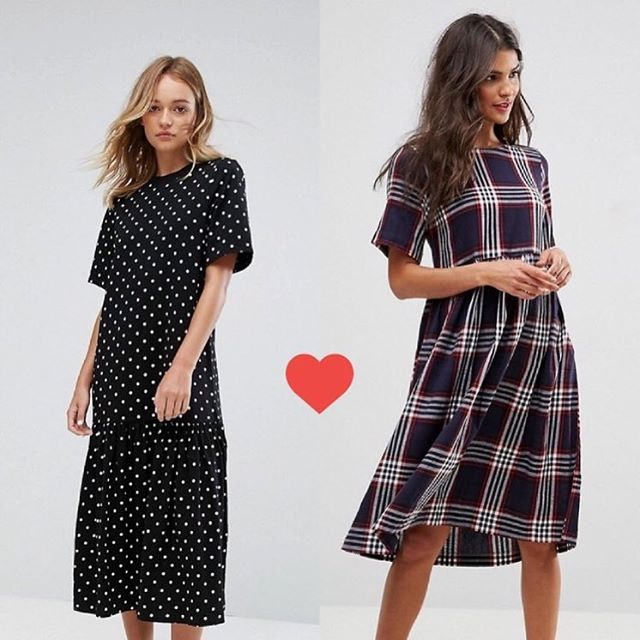 Autumn Dresses 👗 which dress do you like best? Vote for your favourite using the MirrorMirror app. Download now for free (link in bio) 📱 #womenswear #womensfashion #womensstyle #style #styleadvice #autumn #autumnfashion #fashion #fashionadvice #love #ladiesclothing