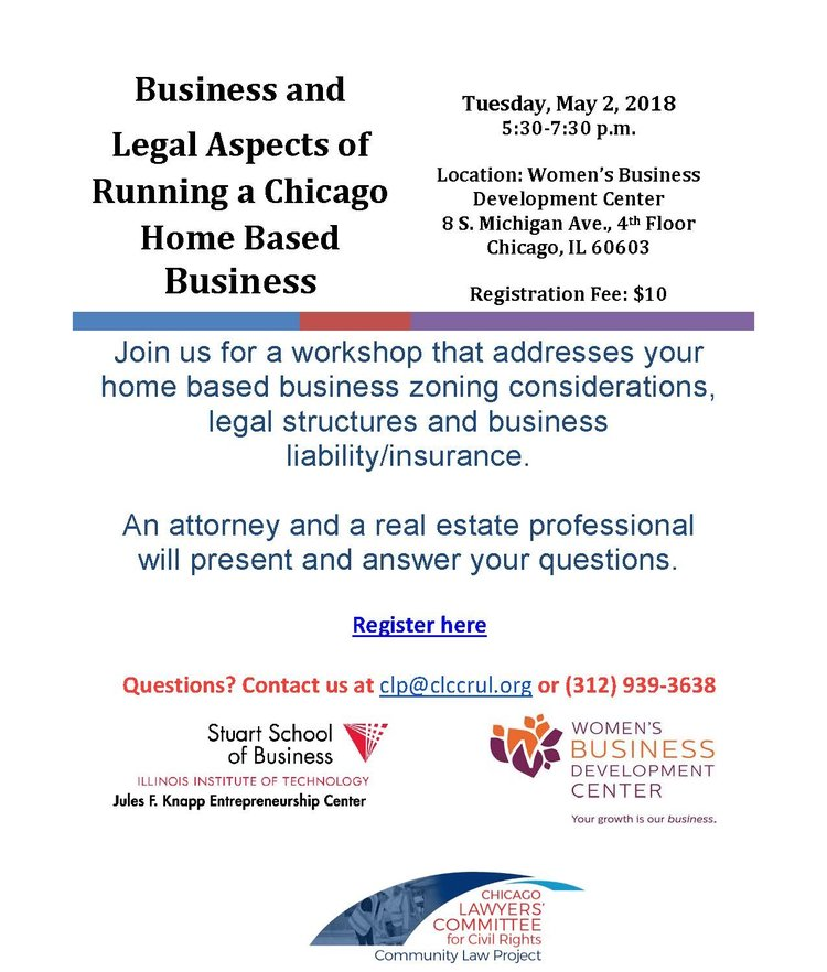 small business week running a chicago home based business chicago