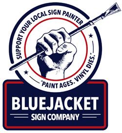 Blue Jacket Sign Company