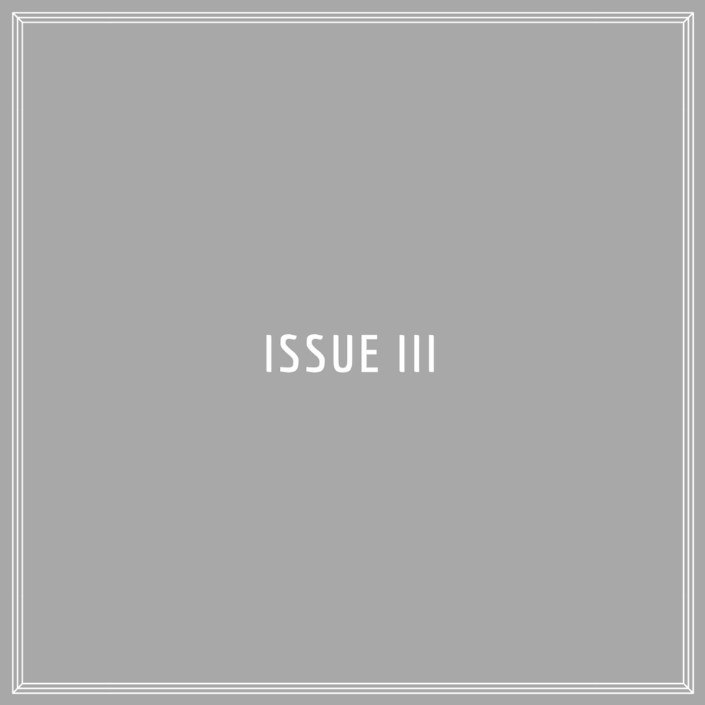Issue III