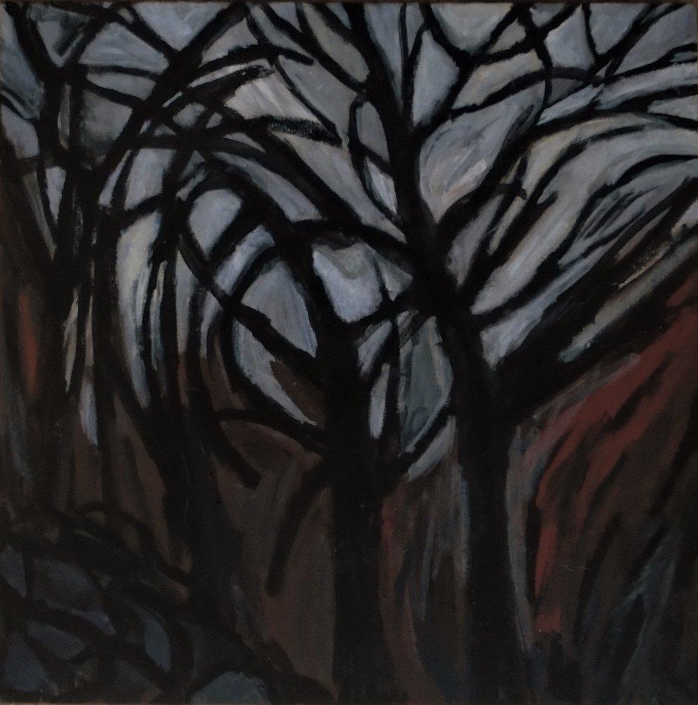 Wissahickon Trees