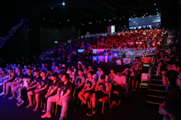Allied Esports SEG Arena Shenzhen 1, Sept. 2017.JPG