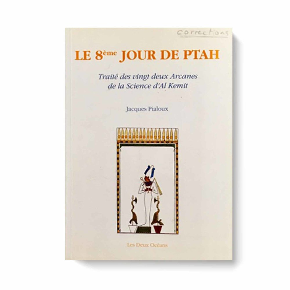 Le 8ème jour de Ptah