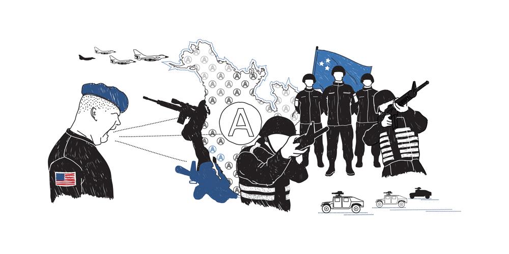 USA mobilization /for f5 magazine