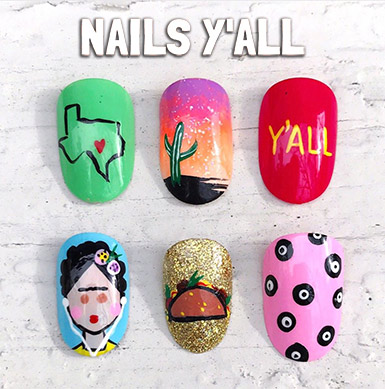 💅💅💅💅 YAAAAAZ QUEEN! Meghann Rosales makes y'alls nails FIRE - Nails Y'all - Nailsyall@gmail.com VISIT SITE