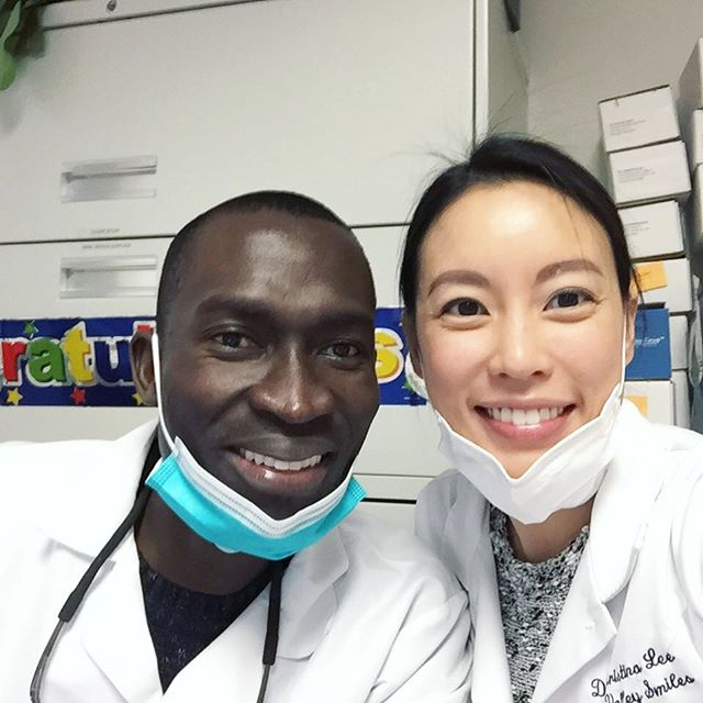Going on year 3️⃣ of living in #seattle & loving the familiar faces I get to see in our #dentalcommunity! @dr_ansong & I completed our residencies at the same time at @columbia university in #nyc. Little did we know we'd end up working at the same office in #bellevue! . . . #seattleorthodontist #southlakeunionorthodontist #belltownorthodontist #bellevueorthodontist #orthodontist #🆑orthodontics #orthodontics #braces #invisalign #columbiauniversity #columbialumni #columbiagrad #prosthodontist #prosthodontics #multidisciplinary #dentistry #dentista #odontologia