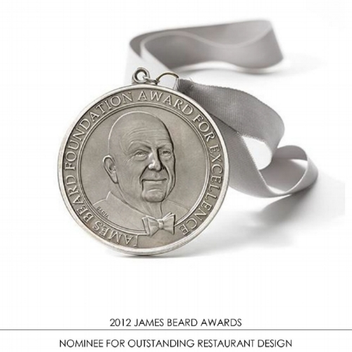 Romera - 2012 JAMES BEARD AWARD NOMINEE