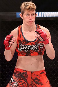SARAH D'ALELIO Pro MMA Fighter Ranked in top 4 Flyweights in the world