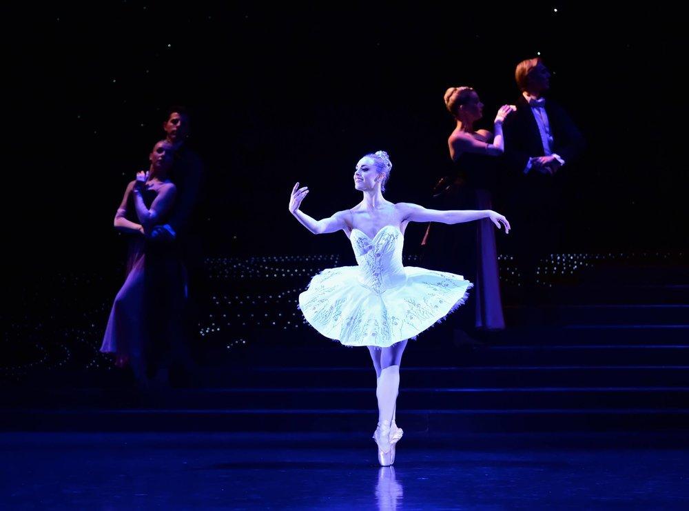Principal ballerina Bethany Kingsley-Garner, Q and A! — LIFE