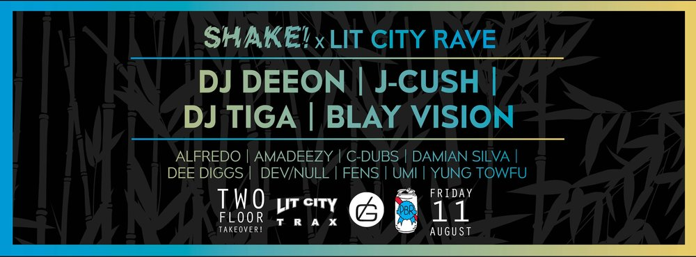 Friday, August 11 at Good Life 9:30PM - 2AM $10 Limited Presale / $15 Door   Tickets Here
