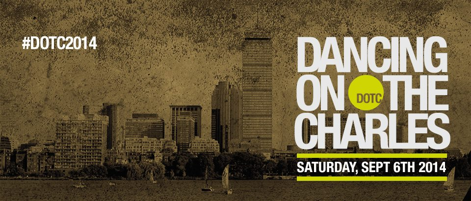 Saturday, September 9th   Dancing on The Charles  2pm / 21+ /  tickets  Music by Soul Clap | Tanner Ross |Dj Bruno |Navbox |Randy Deshaies