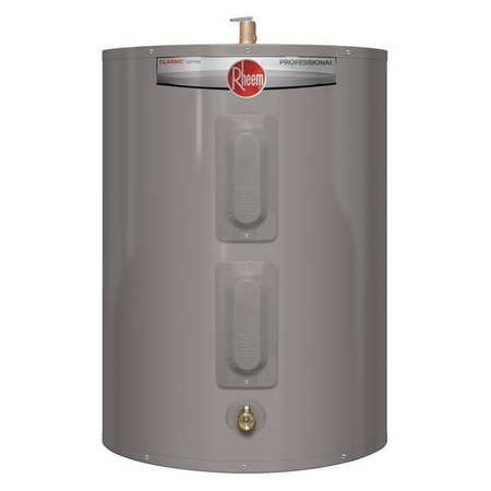 RHEEM  Classic Professional 28 Gallons Short 220 Volts New with 6 Years Warranty 4500-Watts Elements Electric Tank Water Heater.    Sale Price: $ 350.00    In Stock|Hialeah