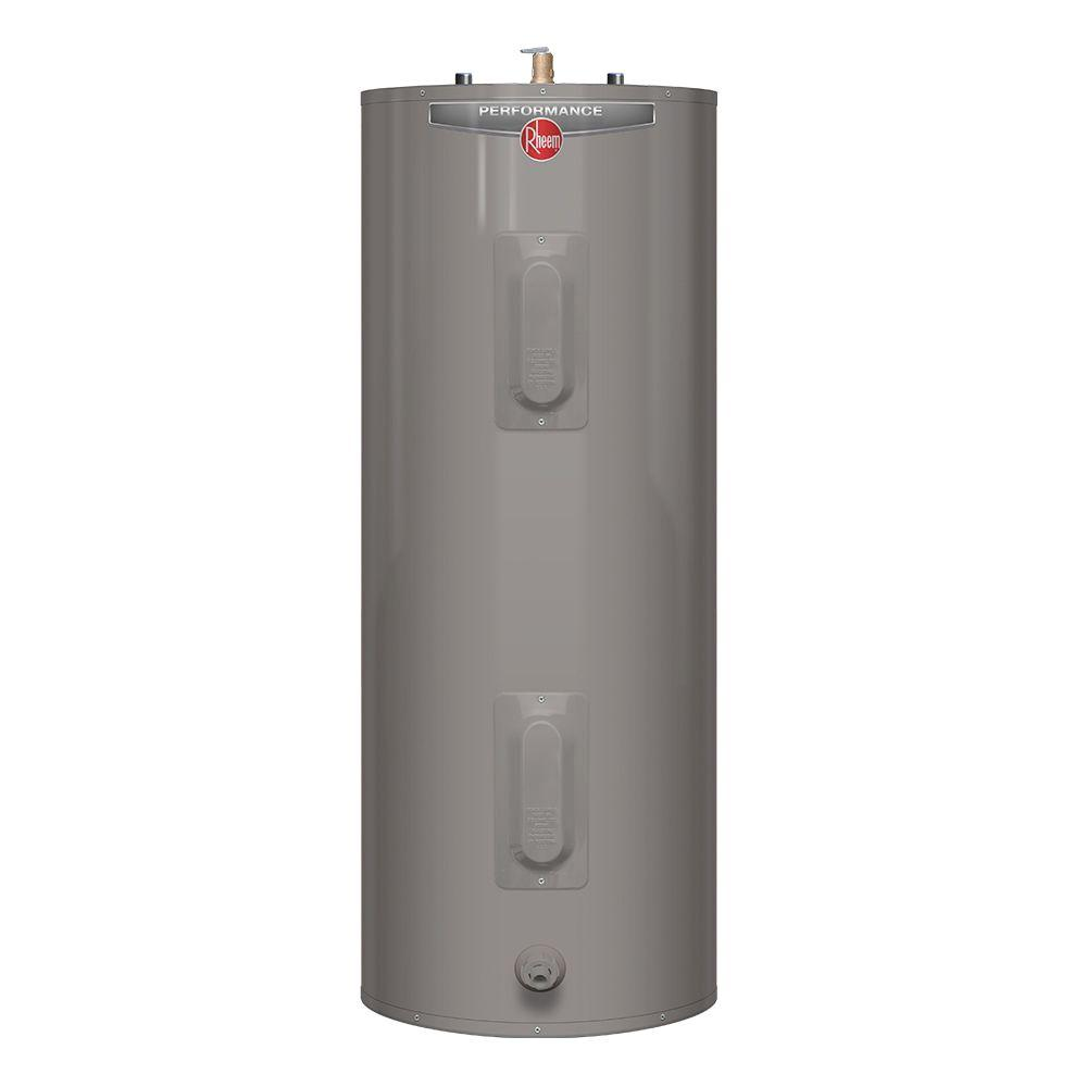 RHEEM  Performance 50 Gallons 220 Volts New with 6 Years Warranty 4500-Watts Elements Electric Tank Water Heater.    Sale Price: $ 345.00    In Stock|Hialeah