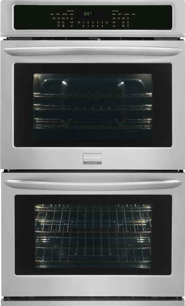 Model: FGET3065PF - Frigidaire Gallery Electric Wall Double Oven