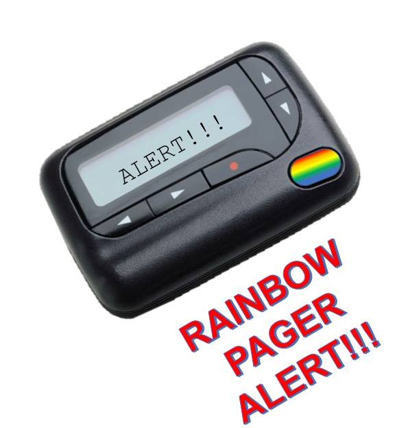 Rainbowpageralert