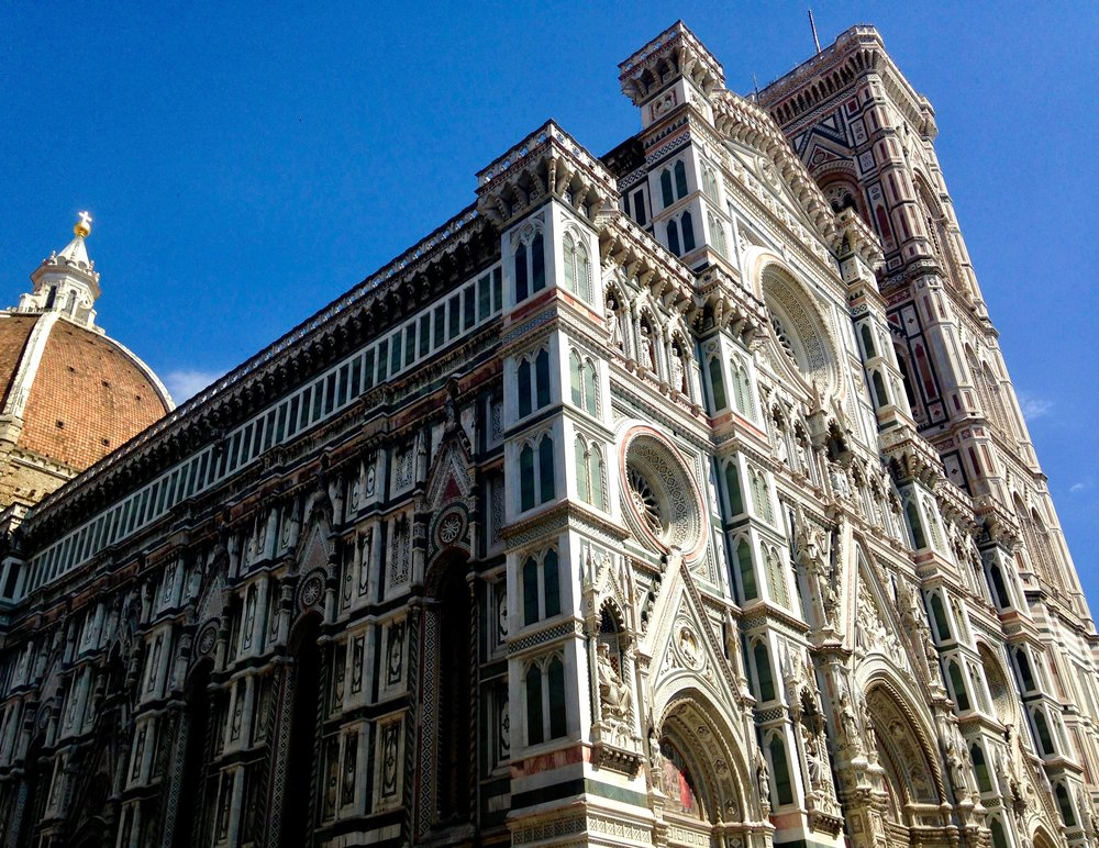 The Duomo, Firenze (Florence)