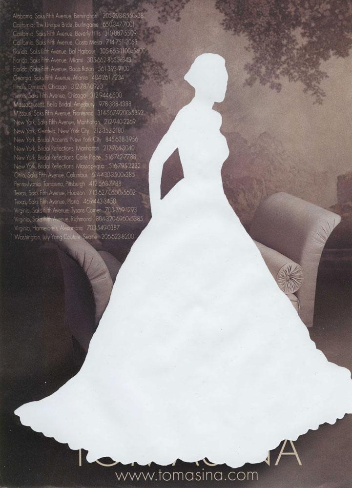 Magazine Bride #3